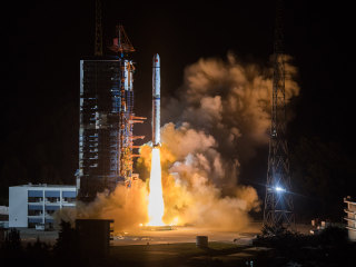 China plans historic mission to the moon's 'dark' side
