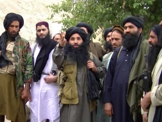 Leader of Pakistani Taliban killed by U.S. drone strike, Afghanistan says