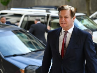 Paul Manafort sent to Virginia jail after judge revokes bail