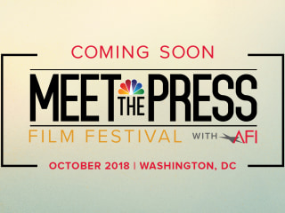 Apply now for 2018 Meet the Press Film Festival with AFI