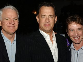 Martin Short, Steve Martin dish about their 'colonoscopy parties' with Tom Hanks