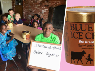 Mixed-race family asks Blue Bell to change the name of popular ice cream flavor
