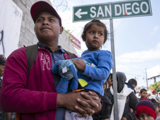 Despite Trump's fears, Tijuana's record violence rarely enters San Diego