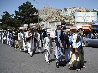 Afghans march 400 miles for peace, vow that's just the beginning