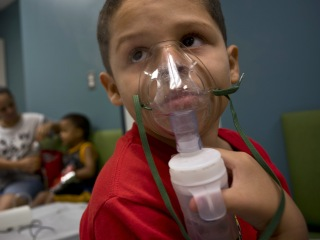 Puerto Rico faces a spike in asthma cases following Hurricane Maria