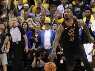 Jersey JR Smith was wearing during infamous Game 1 mistake up for auction