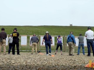 Teachers and guns: Inside a firearm training where educators learn to take down shooters