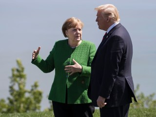 Trump takes aim at Merkel over immigration, crime in Germany