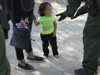 Many children detained under 'zero tolerance' border policy are under 13
