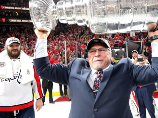 Head coach of Stanley Cup champion Capitals is stepping down