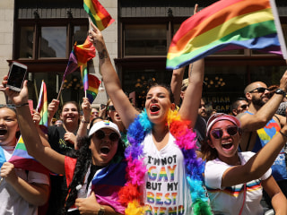 NFL, MLB to join NYC Pride March for first time