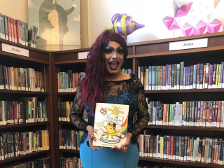 Drag Queen Story Hour brings pride and glamor to libraries across U.S.