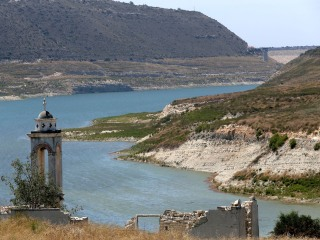 Cyprus turns off taps to farmers as fresh water levels drop