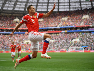The best images from the first week of World Cup action