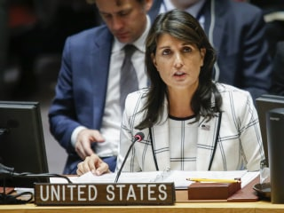U.S. to withdraw from U.N. Human Rights Council