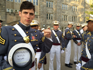 Army boots West Point grad who touted communist revolt