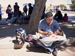 Why are so many migrants crossing the U.S. border? It often starts with an escape from violence in Central America