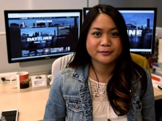 At the Desk of: April Santiago, Dateline Associate Producer