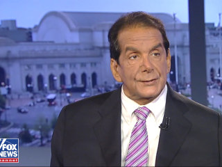 Charles Krauthammer, conservative voice and Pulitzer Prize winner, dies at 68