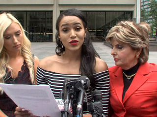 Sixth cheerleader sues Houston Texans, claims coach duct-taped her body