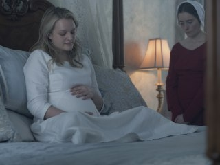 How one writer's episode of 'The Handmaid's Tale' became uncannily relevant