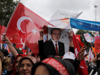 Polls open in Turkey as Erdogan faces high-stakes election