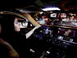 Saudi Arabia's longstanding ban on women driving officially ends