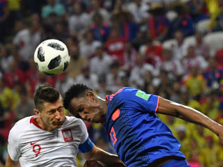 Colombia thrashes Poland, setting up must-win game vs. Senegal