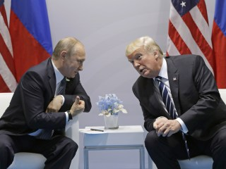 Trump's European trip: Trade wars, Brexit chaos — and a Russia quandary