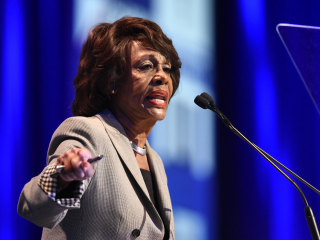 Rep. Waters calls for harassing admin officials in public, Trump calls her 'low IQ'