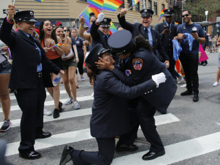 Parades celebrate Pride around the world
