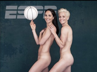 ESPN's Body Issue features same-sex couple on cover for first time