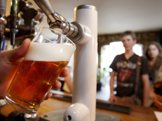 Running dry? Britain's beer shortage comes to a head during the World Cup