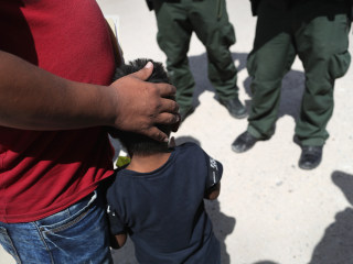 Immigrant toddlers appear in court alone