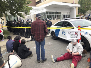 Federal officers move to reopen Portland ICE building closed over protests