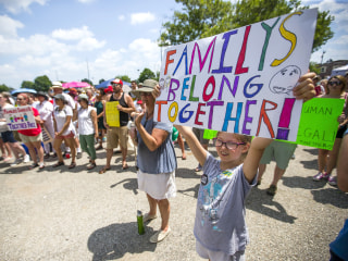 Separated from son, one migrant mom takes on the feds