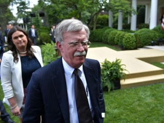 John Bolton: U.S. has plan to dismantle North Korea nuclear program in year