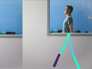 Smart technology sees through walls to track and identify people