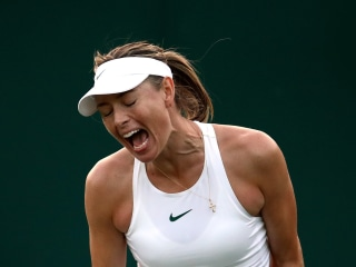 In a first, Maria Sharapova loses in Wimbledon first round