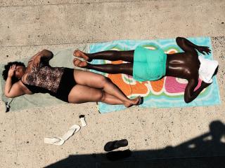 East Coast smolders under oppressive heat