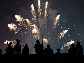 Americans across the nation celebrate Fourth of July