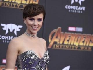 Scarlett Johansson faces firestorm amid news she will play a transgender man