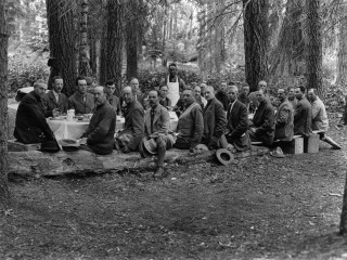 How a Chinese cook helped establish Yosemite and the National Park Service