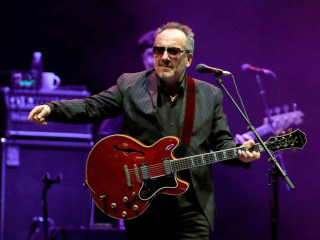 Singer Elvis Costello cancels tour after revealing cancer surgery