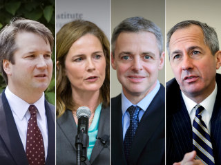 Trump's 'extreme' Supreme Court shortlist alarms LGBTQ advocates