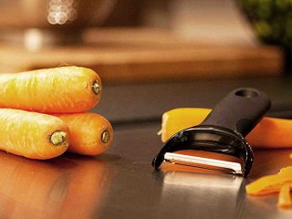 This $9 peeler is still perfect after 10 years and has 5 stars on Amazon