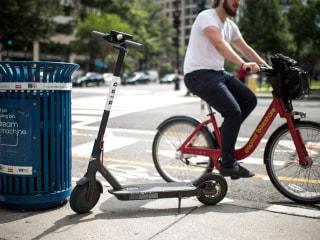Scooter startup Bird raises $300 million in latest funding round