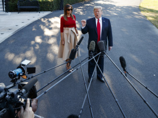 Trump blasts NATO ahead of European visit, accuses allies of shortchanging U.S.
