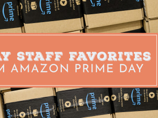13 products we actually use (and love) from Amazon Prime Day 2018