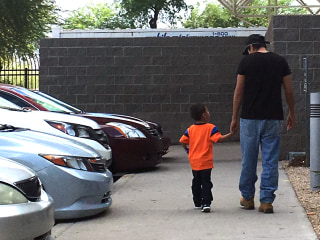 Jose was reunited with his son — but the 3-year-old is not the same